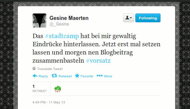 tweet_gesine_stadtcamp