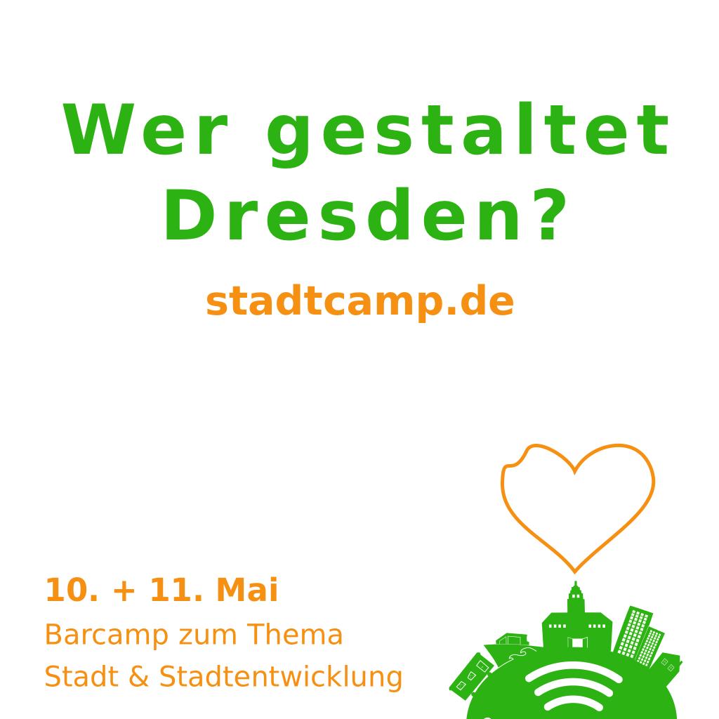 STADTCAMP Dresden